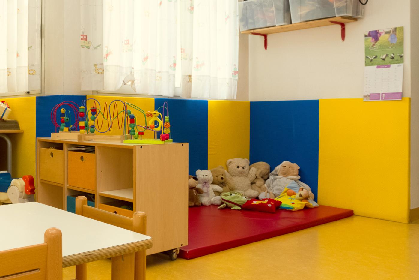 Stanza del riposino domus pueri for Scuola del design polimi